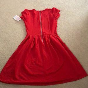 LuLaRoe Dresses - Lularoe never worn Amelia Dress